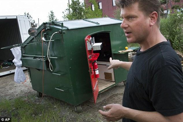 dumpsterman